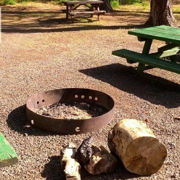 Camping - Anticipation