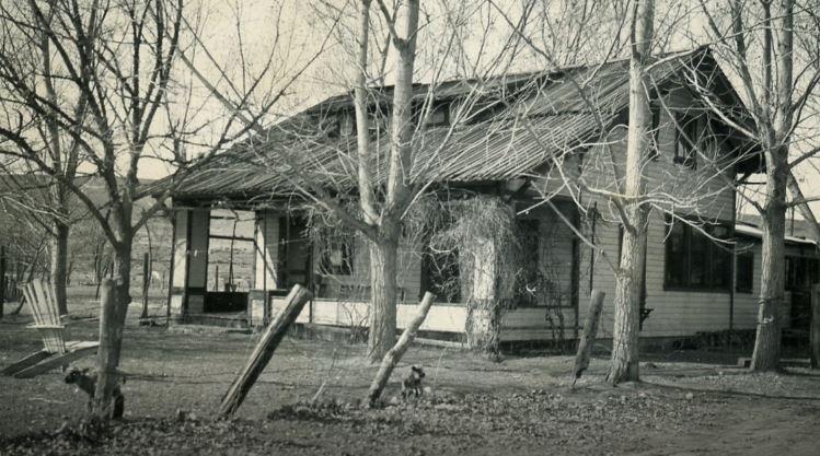 RO's Grandparents House