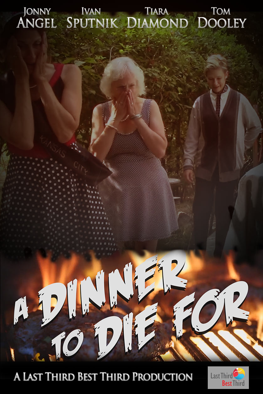 A Dinner to Die For Movie Poster