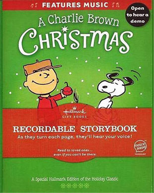 A Charlie Brown Christmas Recordable Book