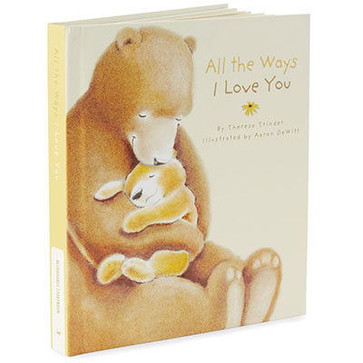 All the Ways I Love You Recordable Book