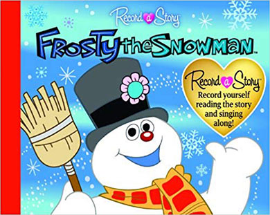 Frosty the Snowman Recordable Storybook