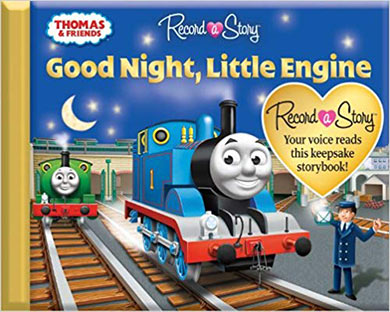 Good Night, Little Engine Thomas Recordable Book