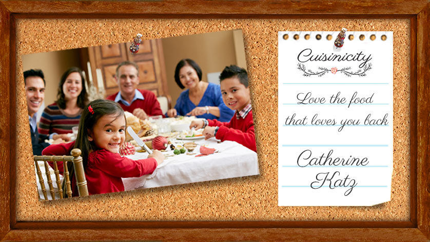 Cuisinicity Catherine Katz