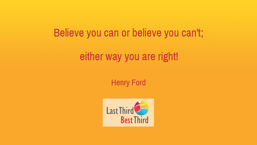 Henry Ford - Believe You Can