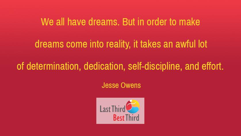 Jessie Owens - Have Dreams
