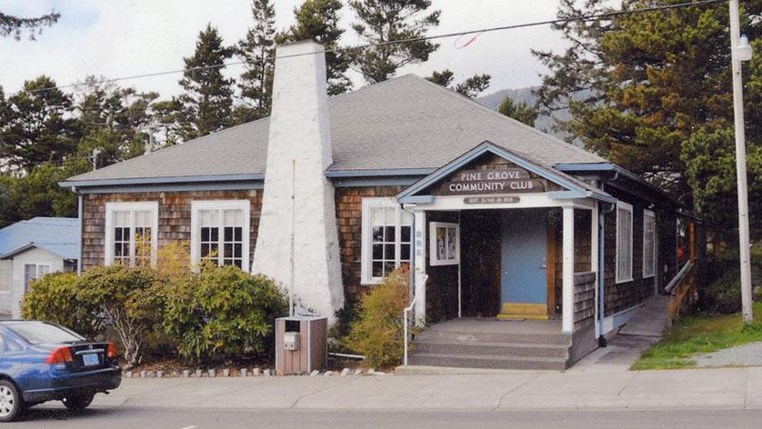Pine Grove Mazanita OR