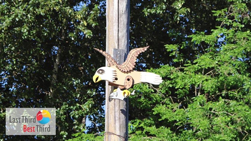 Birdhouses-of-Ridgefield-WA-Hawk-and-Fish
