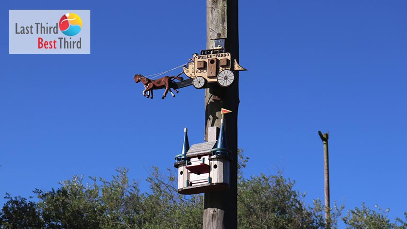 Birdhouses-of-Ridgefield-WA-Wells-Fargo-and-Castle-Birdhouses