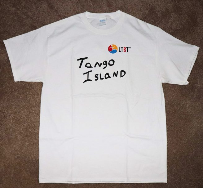 Tango Island T-Shirt 2019