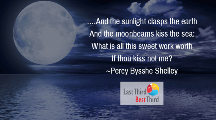 Single Dream Percy Bysshe Shelly Quote